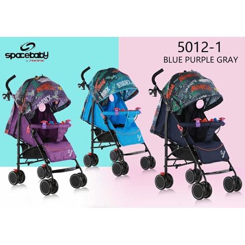 Foto Produk Stroller Spacebaby 5012 Kereta Dorong/stoller baby sapcebaby dari acctelpon