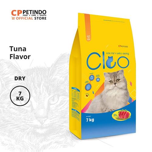 Foto Produk CPPETINDO Cleo Tuna Adult Cat Food - 7 Kg free Catnip dari CPPETINDO