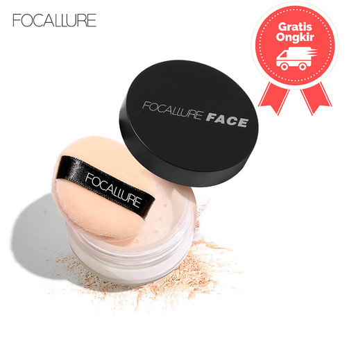 Foto Produk FOCALLURE Loose Setting Powder FA15 - FA15-01 dari beauty entity