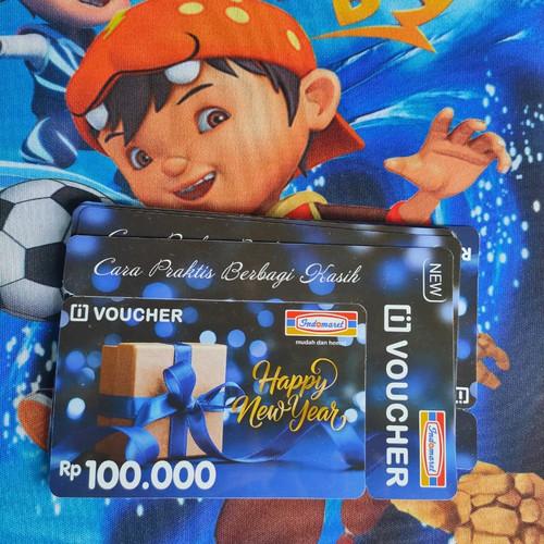 Foto Produk Indomaret Seratus Cards dari Cecelala