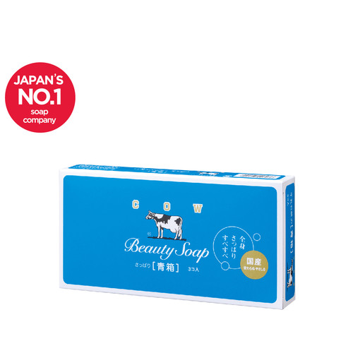 Foto Produk COW STYLE SOAP BLUEBOX 85 gr x 3 pcs dari Cow Style Official