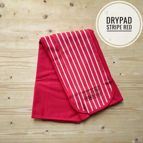 Foto Produk Perlak Bayi Dewasa Underpad Cuci Ulang Alas Ompol Halus Anti Gerah - stripe red dari Elang Kecil