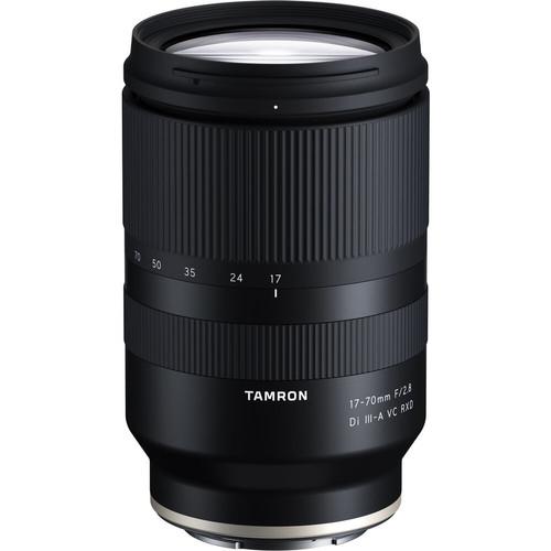 Foto Produk Lensa Tamron SP AF 17-70mm f/2.8 Di III-A VC RXD for SONY dari Sriwijaya Camera Denpasar