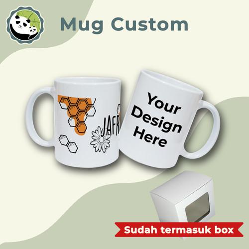 Foto Produk Mug Custom Box dari mandapanda -