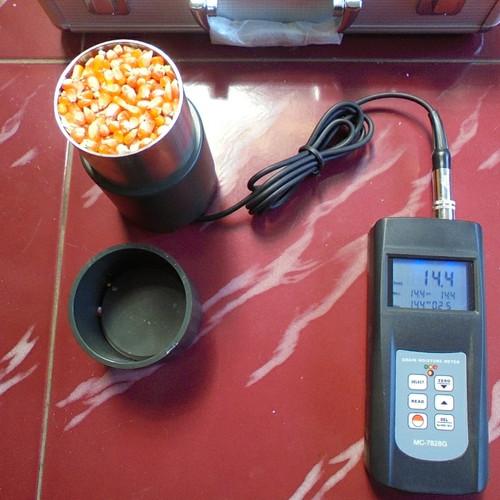 Foto Produk Alat ukur kadar air kopi, jagung, gabah, beras dll dari Spectrameter