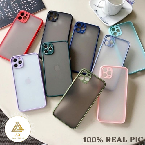 Foto Produk Bumpo Case iPhone 11 11 Pro Max Hybrid Camera Full Cover Hardcase - iPhone 11ProMax, Army dari Axcase Indonesia