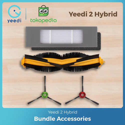Foto Produk Yeedi 2 Hybrid Accessories Buddy Kit dari Yeedi Indonesia