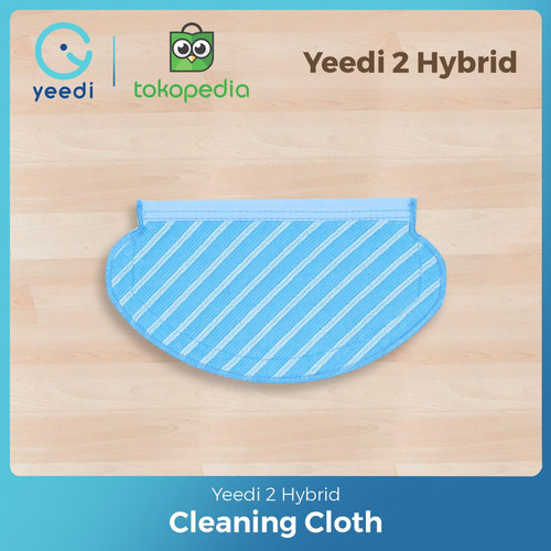 Foto Produk Yeedi 2 Hybrid Accessories Cleaning Cloth dari Yeedi Indonesia