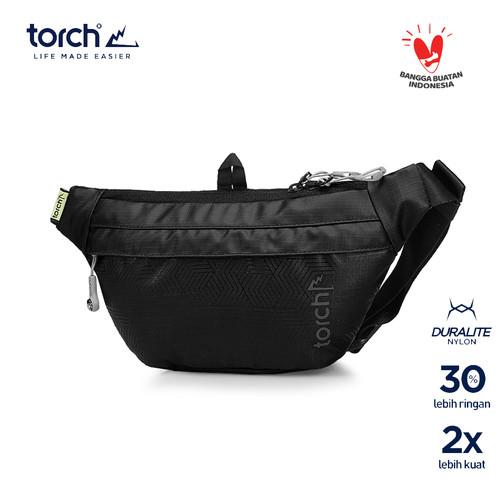Foto Produk TORCH WAIST BAG TOGANE HITAM dari TORCH