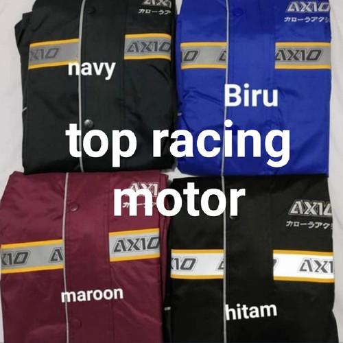 Foto Produk JAS HUJAN AXIO JAS UJAN AXIO IMPOR dari TOP RACING MOTOR
