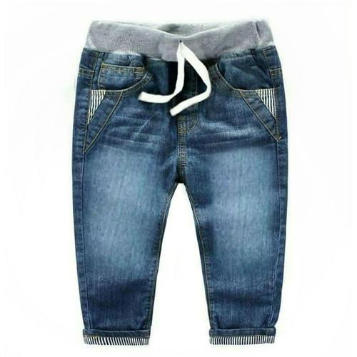 Foto Produk Celana Jeans denim Anak Laki laki oshkosh 1-6 Tahun - size 4 dari grosirbajuanak-bandung