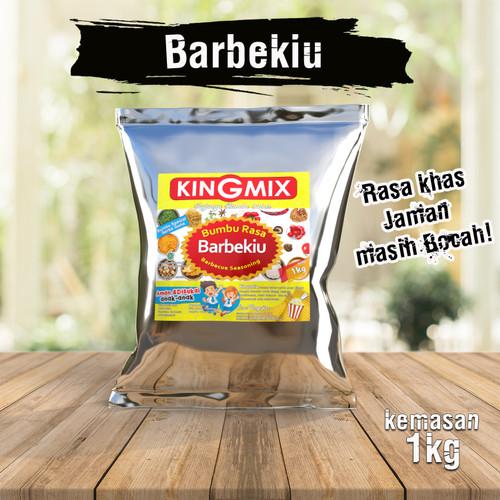 Foto Produk Bumbu Tabur Rasa Barbekiu KING MIX 1 KG dari Kingmix