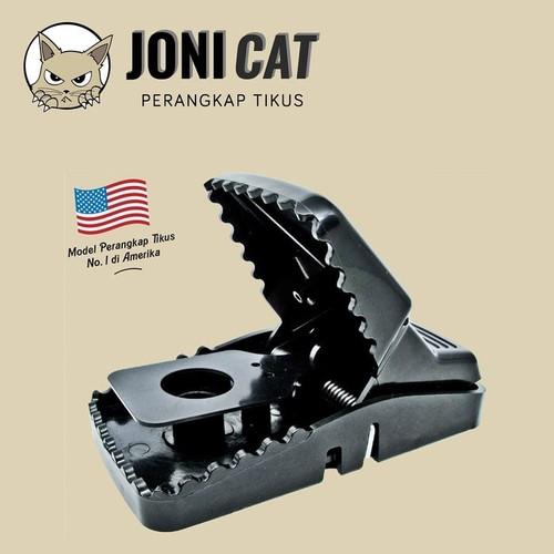 Foto Produk Joni Cat Alat Perangkap Tikus - Hitam dari web komputindo