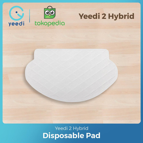Foto Produk Yeedi 2 Hybrid Accessories Disposable Pad dari Yeedi Indonesia