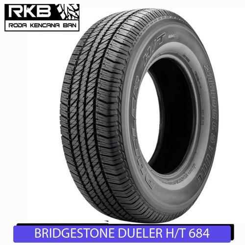 Foto Produk Bridgestone Dueler 684 HT 265/65 R17 Ban Mobil Pajero SPORT Fortuner dari Roda Kencana Ban Cimahi