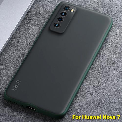 Foto Produk X-Level Case Huawei Nova 7 5G Protective Cover Hybrid - Hitam dari Droidcase
