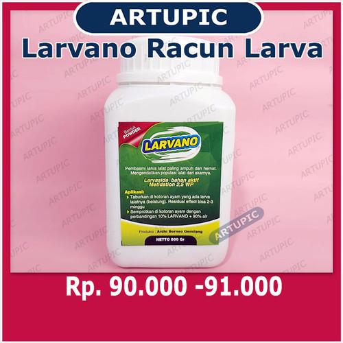 Foto Produk Racun Lalat Basmi Larva Lalat LARVANO dari ArtupicPeralatanPeternak