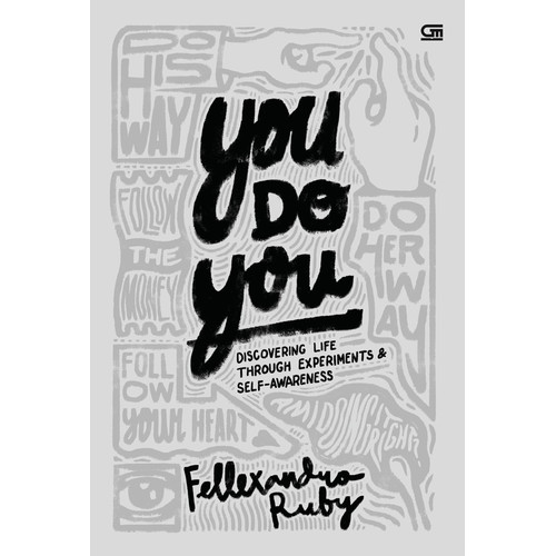 Foto Produk Buku You Do You: Discovering Life through Experiments & Self-Awareness dari BukuKita