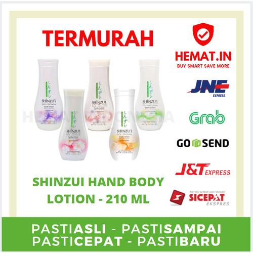 Foto Produk SHINZUI HANDBODY LOTION 210 ML LOTION TUBUH SHINZUI - MATSU dari Hemat Indonesia