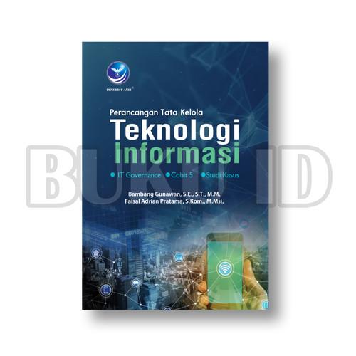 Foto Produk Buku Perancangan Tata Kelola Teknologi Informasi dari Buku ID