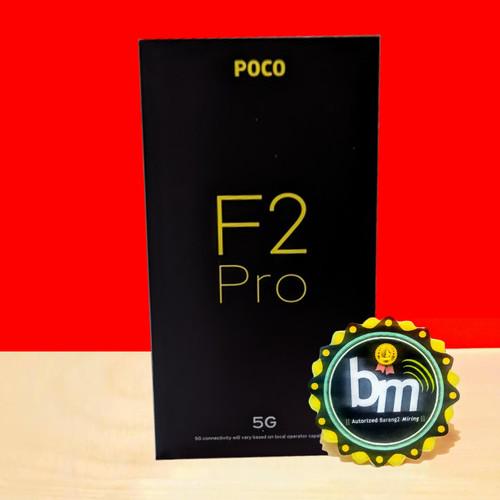 Foto Produk Xiaomi Pocophone F2 Pro 6/128GB - 8/256GB - RAM 6/128 GB dari Azkhal_bm