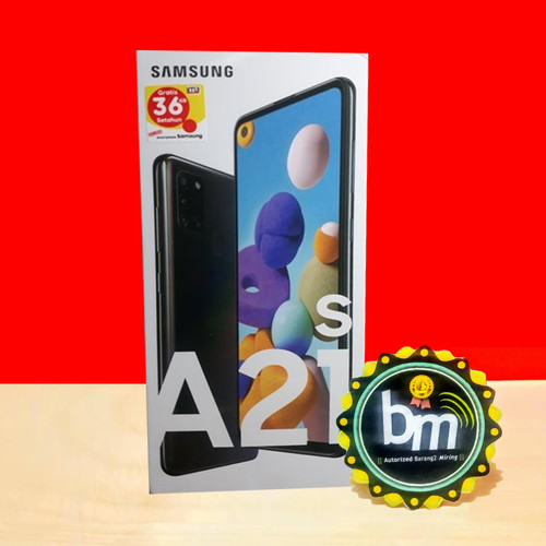Foto Produk Samsung Galaxy A21s 6/128 GB Garansi Resmi dari Azkhal_bm