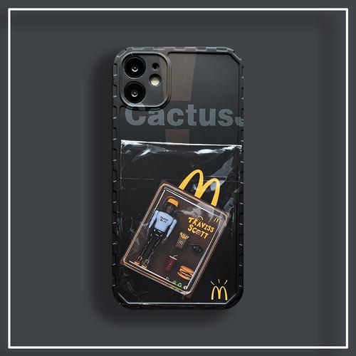 Foto Produk Case iPhone 11 / 11 Pro / 11 ProMax / Travis Scott *CACTUS dari fertigocases