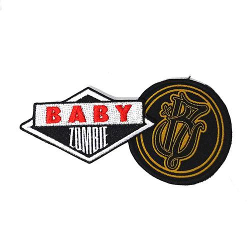 Foto Produk BABY ZOMBIE - Patch / Emblem dari Baby Zombie Co.