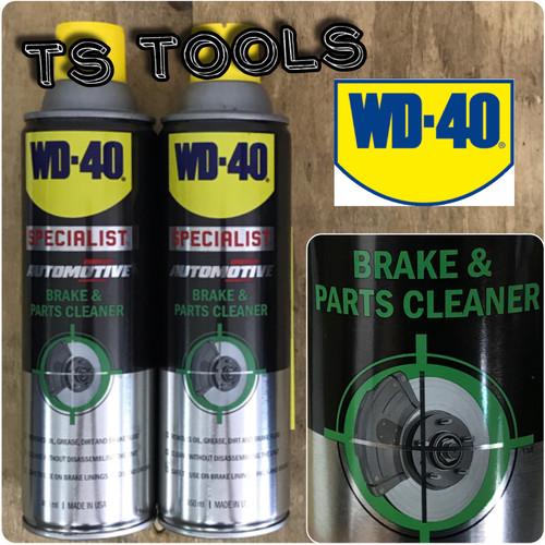 Foto Produk WD 40 Brake & Part Cleaner WD40 Brake & Part Cleaner dari TS Tools