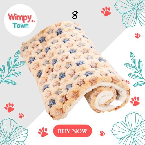 Foto Produk pet bed kasur kucing tempat tidur kucing bantal anjing kandang anjing - A dari Wimpy Town