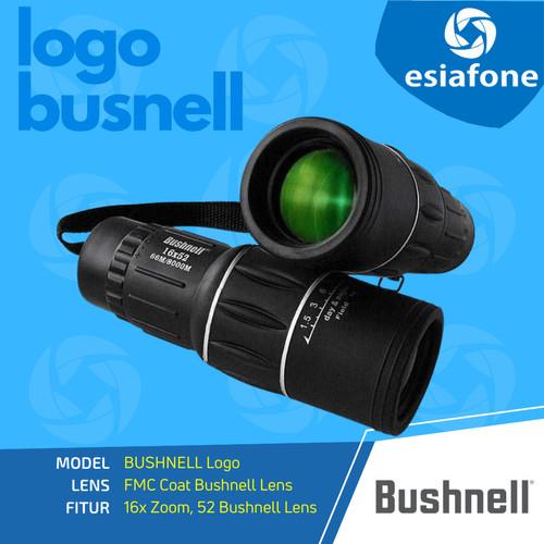 Foto Produk BUSHNELL Monocular 16x52 Focus & Zoom Lens - Teropong Monokular dari esiafone