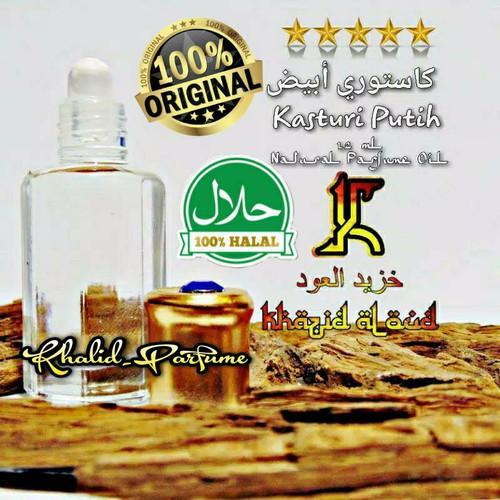 Foto Produk Minyak Kasturi Putih Asli Arab Saudi dari Galeri_Alhaddad