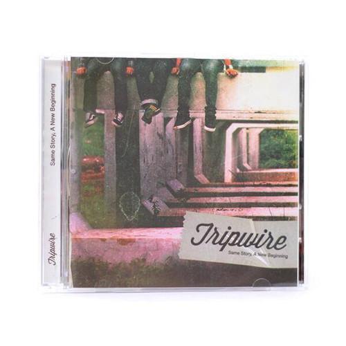 "Foto Produk BABY ZOMBIE RECORDS - Tripwire ""Same Story, A New Beginning"" CD dari Baby Zombie Co."