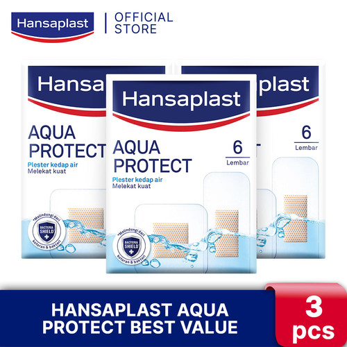 Foto Produk Hansaplast Aqua Protect 6's - Best Value dari Hansaplast Official