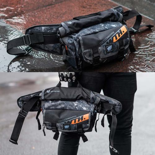 """Foto Produk Waistbag Wutdaheck """"APEX"""" Camo, Tas Kamera, Waistbag Riding/Touring dari Wutdaheck"""
