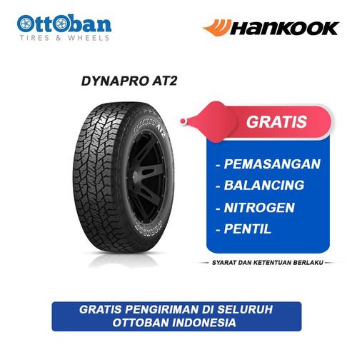 Foto Produk Ban Mobil Hankook Dynapro AT2 RF11 265 60 R18 114T BSW dari ottoban indonesia