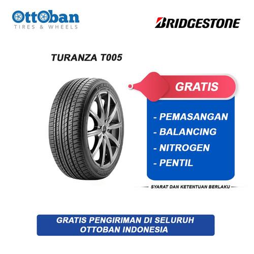 Foto Produk Bridgestone Turanza T-005 195 50 R16 Ban Mobil dari ottoban indonesia
