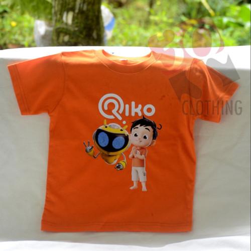 Foto Produk kaos anak unisex riko the series orange - Orange, 1-2Tahun dari 305clothing