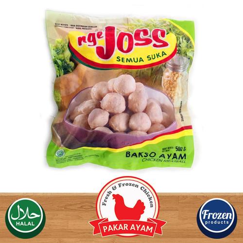 Foto Produk NGE JOSS BAKSO AYAM / CHICKEN MEAT BALL KUALITAS PREMIUM dari Pakar Ayam