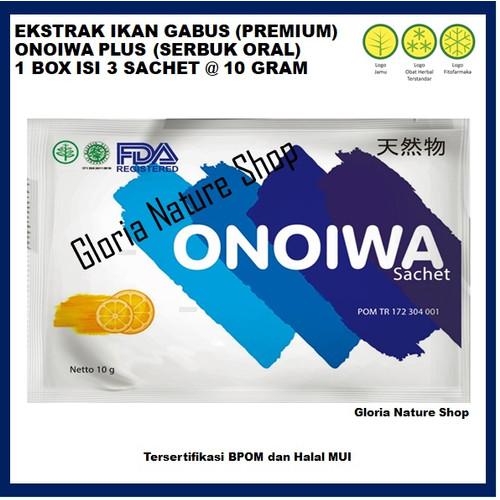 Foto Produk Onoiwa Plus Harga Per Sachet dari Gloria Nature