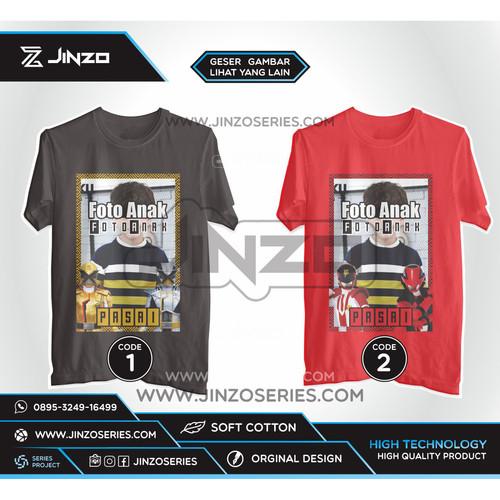 Foto Produk Kaos Anak Lupin Ranges Foto - 2, CODE 1 dari Jinzo Series
