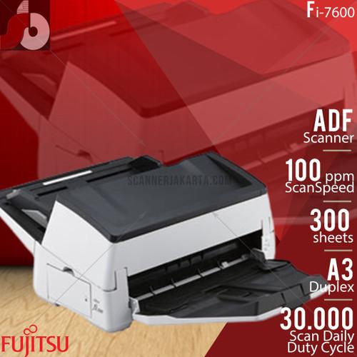 Foto Produk Scanner Fujitsu Fi-7600 dari scanner bandung