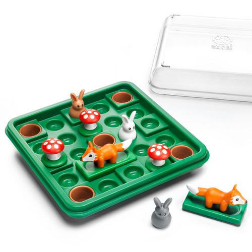 Foto Produk Smart game Jumping Rabbit Board Games dari Tokoid88