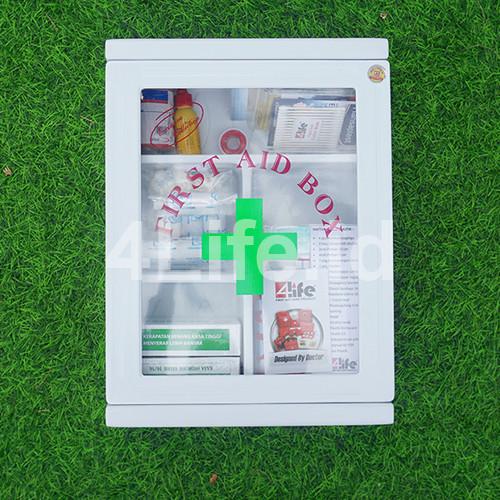Foto Produk 4Life First Aid Kit - Kotak P3K Box Plastik dari 4Life Indonesia PT DHS