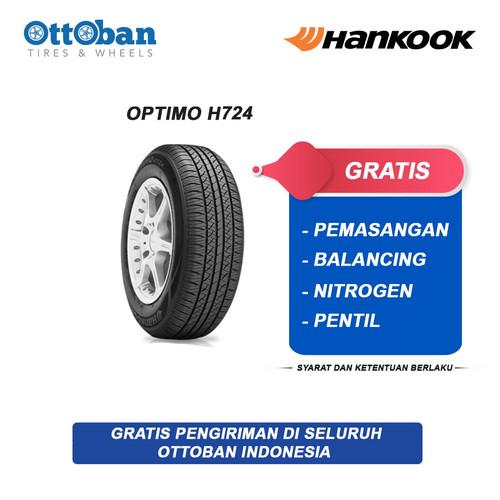 Foto Produk Ban mobil Hankook Optiomo H724 P175 65 R14 81T BSW dari ottoban indonesia