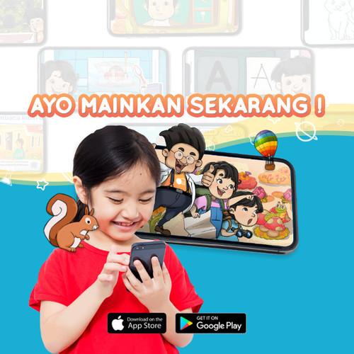 Foto Produk Aplikasi Pendidikan Anak ICANDO - Subscribe 1 Tahun dari ICANDO Indonesia