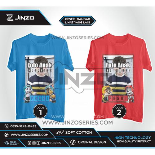 Foto Produk Kaos Anak Paw Patrol Foto dari Jinzo Series