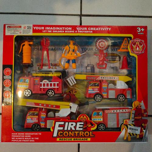 Foto Produk Fire rescue brigade Dus dari Chitatoy818