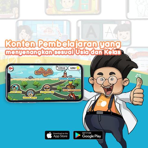 Foto Produk Aplikasi Pendidikan Anak ICANDO - Subscribe 1 Bulan dari ICANDO Indonesia