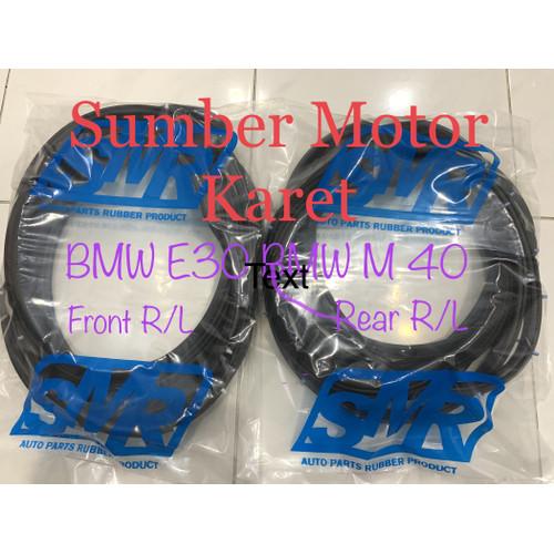 Foto Produk Karet Body Pintu Mobil BMW E30/ BMW M40 dari Sumber motor karet